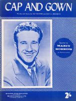Marty Robbins - Cap And Gown